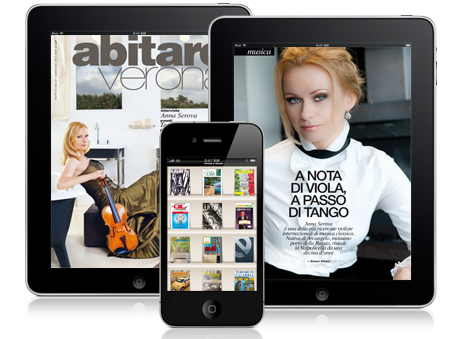 Edicola digitale per iPad e iPhone